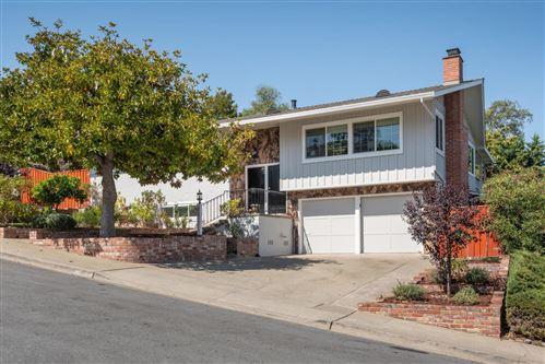 Photo of 3830 Bret Harte Drive, REDWOOD CITY, CA 94061 (MLS # ML81842789)