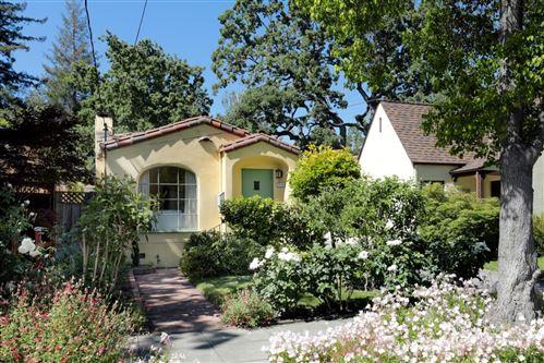 Photo of 2130 Bowdoin Street, PALO ALTO, CA 94306 (MLS # ML81847789)