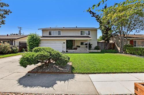 Photo of 3364 Merrimac Drive, SAN JOSE, CA 95117 (MLS # ML81863789)