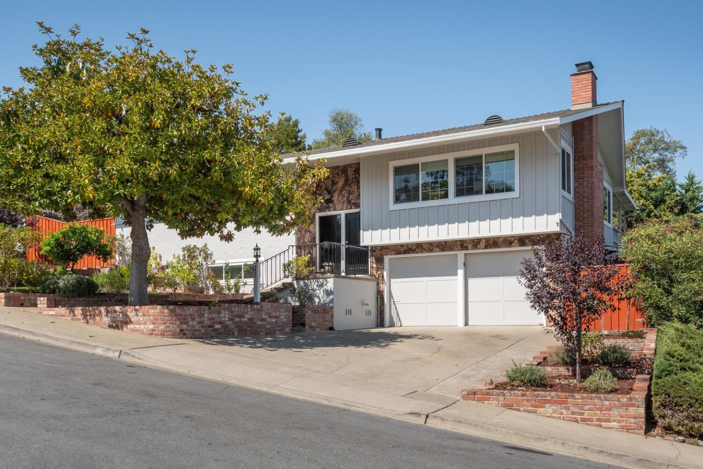3830 Bret Harte Drive, Redwood City, CA 94061 - #: ML81842789