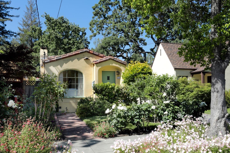 Photo for 2130 Bowdoin Street, PALO ALTO, CA 94306 (MLS # ML81847789)