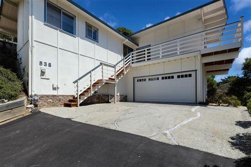 Tiny photo for 538 La Honda Drive, APTOS, CA 95003 (MLS # ML81851790)
