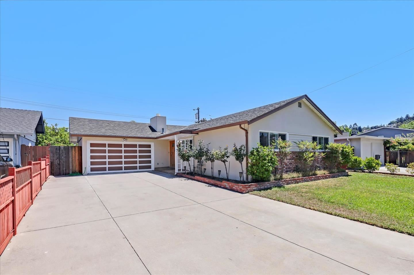Photo for 511 Middlesex Road, BELMONT, CA 94002 (MLS # ML81851792)