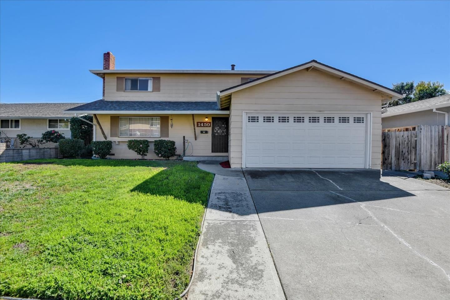 Photo for 1450 Olympic DR, MILPITAS, CA 95035 (MLS # ML81830793)