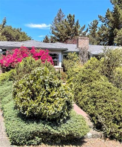 Photo of 1024 La Cuesta Road, HILLSBOROUGH, CA 94010 (MLS # ML81850794)
