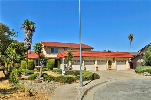 Photo of 15740 La Honda Court, MORGAN HILL, CA 95037 (MLS # ML81855794)