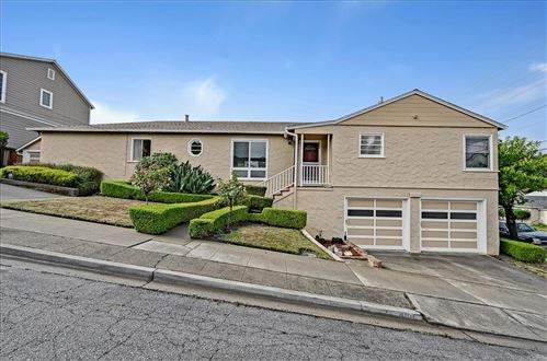 Photo of 499 Cherry Avenue, SAN BRUNO, CA 94066 (MLS # ML81867794)