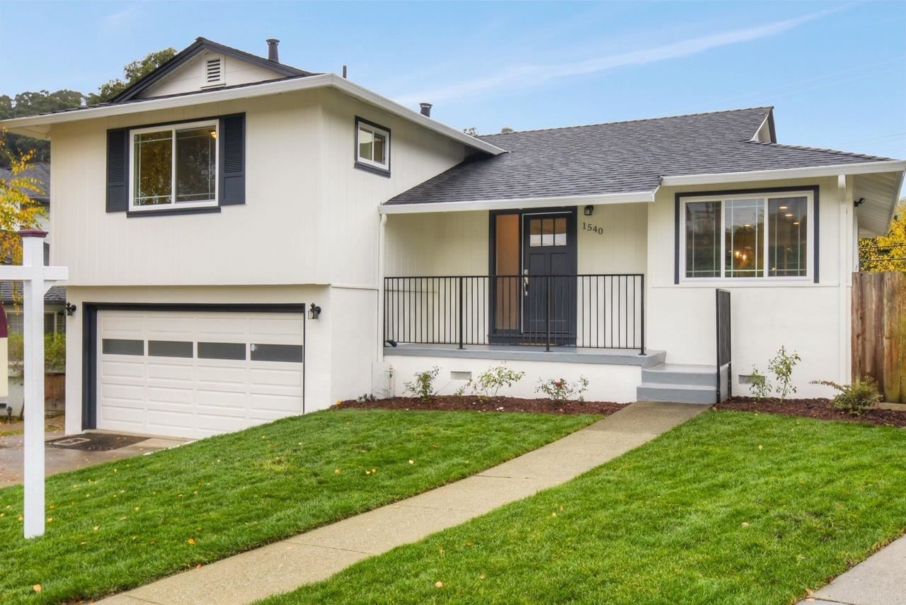 Photo for 1540 Claremont DR, SAN BRUNO, CA 94066 (MLS # ML81776794)