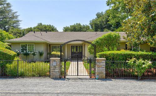 Photo of 896 Manor Way, LOS ALTOS, CA 94024 (MLS # ML81854795)