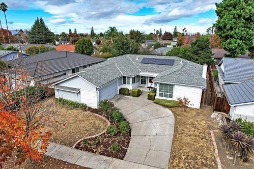 Photo of 1511 Shaw Drive, SAN JOSE, CA 95118 (MLS # ML81867795)