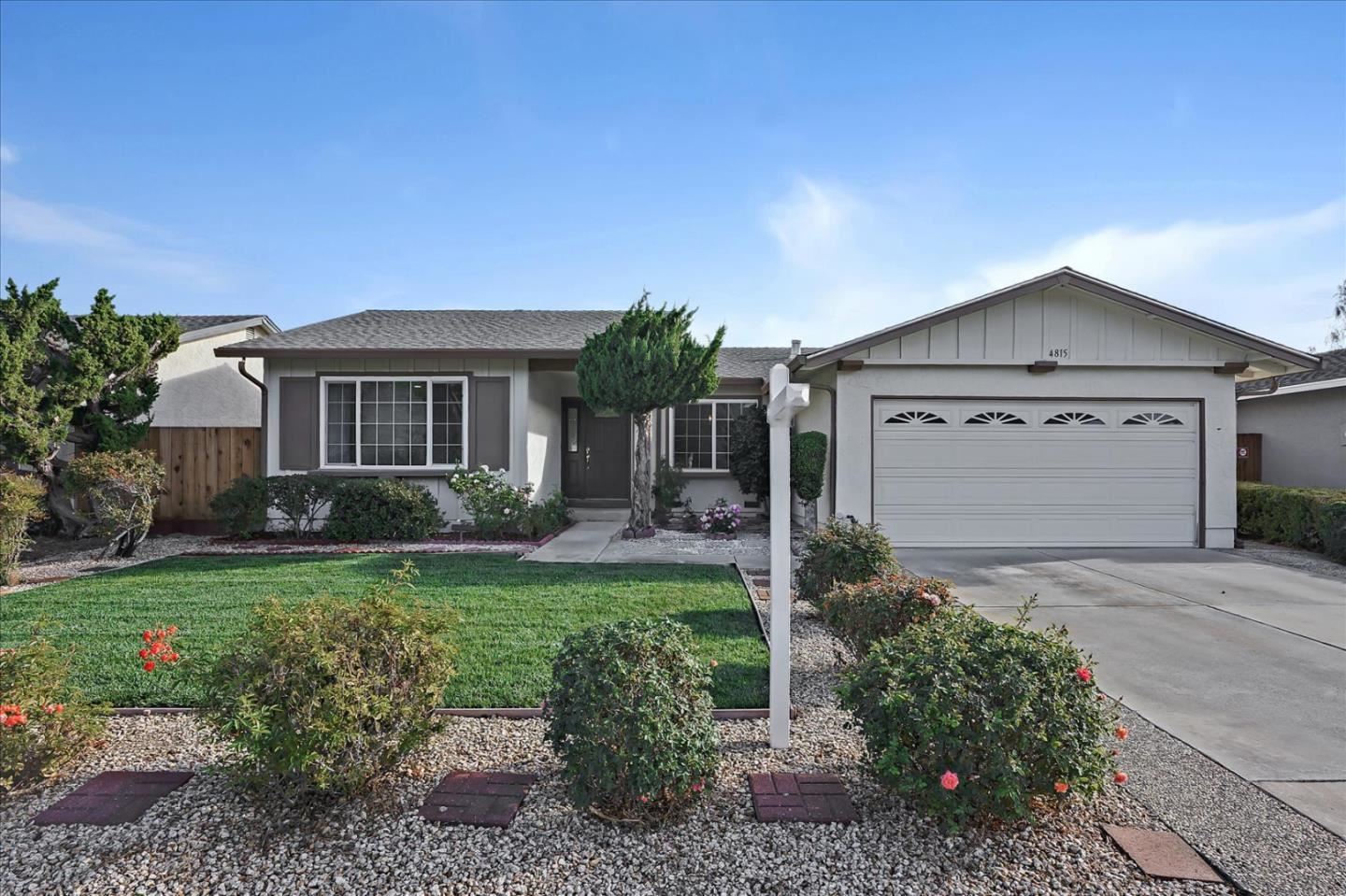 4815 Pinemont Drive, Campbell, CA 95008 - MLS#: ML81866796