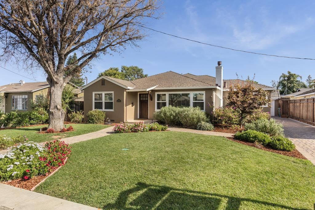 Photo for 1166 Ridgeley DR, CAMPBELL, CA 95008 (MLS # ML81763797)