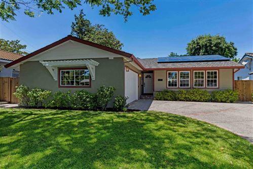 Photo of 1539 El Oso Drive, SAN JOSE, CA 95129 (MLS # ML81848799)
