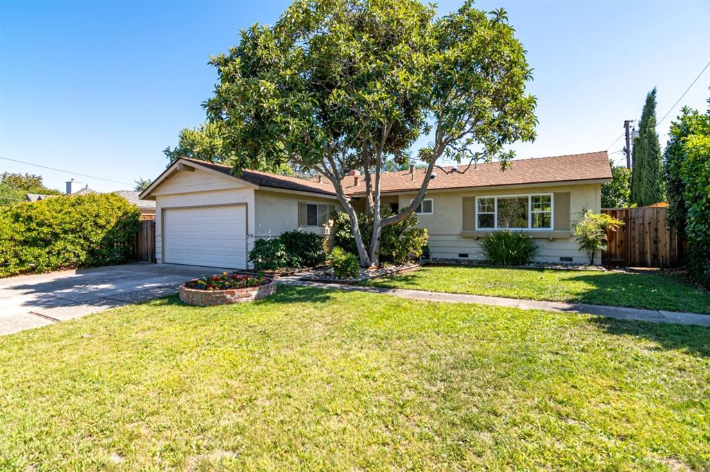 Photo for 3898 W Rincon AVE, CAMPBELL, CA 95008 (MLS # ML81766799)