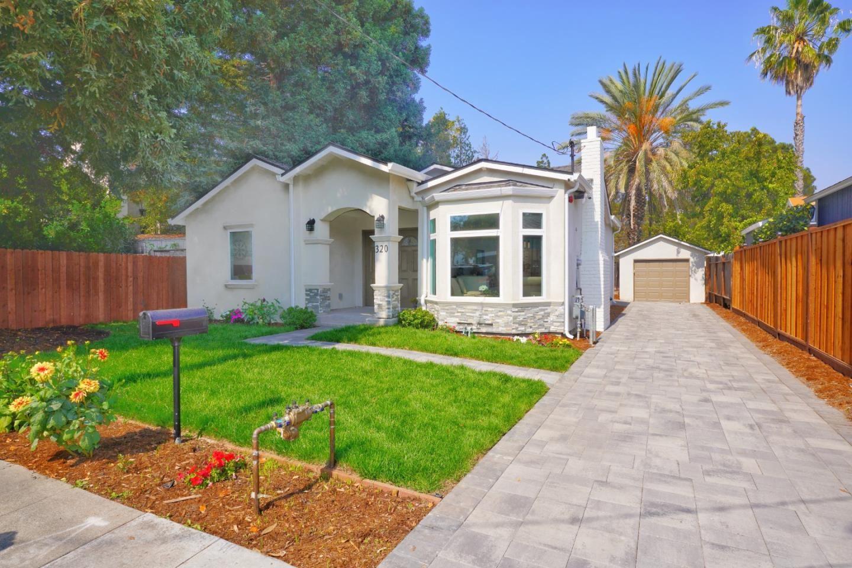 Photo for 320 Fernando Avenue, PALO ALTO, CA 94306 (MLS # ML81861799)