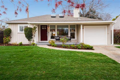 Photo of 2424 Palm AVE, REDWOOD CITY, CA 94061 (MLS # ML81824800)