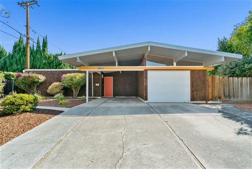 Photo of 1104 Hollenbeck Avenue, SUNNYVALE, CA 94087 (MLS # ML81863805)