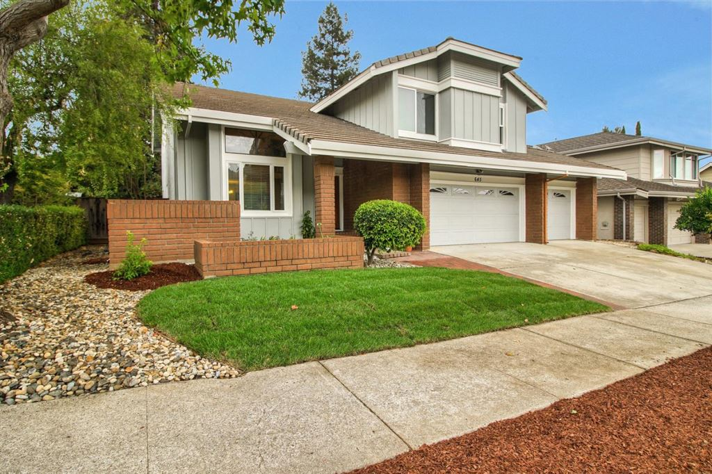 Photo for 645 Spring AVE, MORGAN HILL, CA 95037 (MLS # ML81765805)