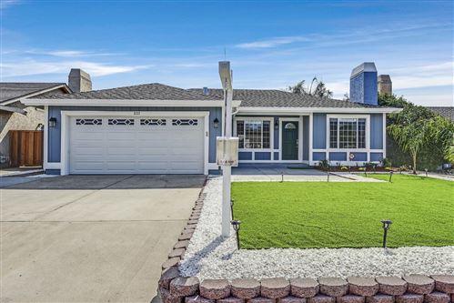 Photo of 3123 Glen Alto Court, SAN JOSE, CA 95148 (MLS # ML81865808)