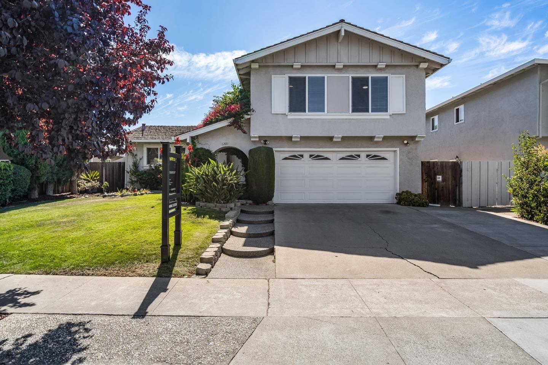 1201 Boynton Avenue, San Jose, CA 95117 - MLS#: ML81852810