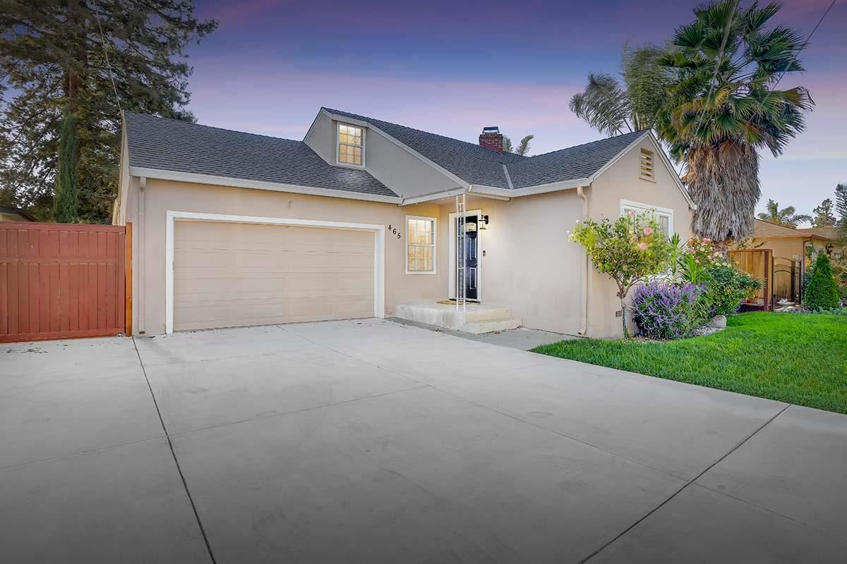 Photo for 465 South Henry Avenue, SAN JOSE, CA 95117 (MLS # ML81866810)