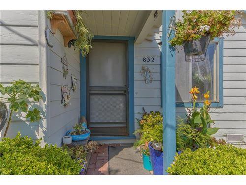 Tiny photo for 832 Hellam ST, MONTEREY, CA 93940 (MLS # ML81808812)