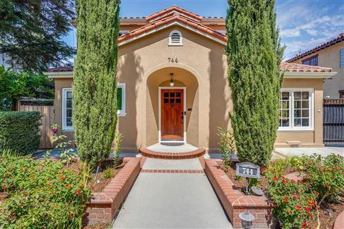 Photo of 744 Chapman Street, SAN JOSE, CA 95126 (MLS # ML81855814)