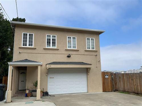 Photo of 608 Larchmont Drive, DALY CITY, CA 94015 (MLS # ML81862814)
