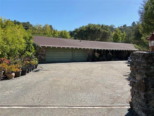 Photo of 11000 Magdalena Road, LOS ALTOS HILLS, CA 94024 (MLS # ML81862820)