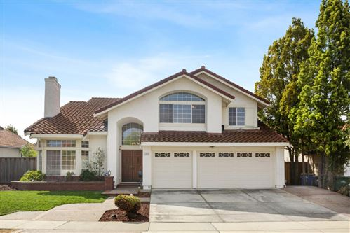 Photo of 2018 Skyline Drive, MILPITAS, CA 95035 (MLS # ML81843821)