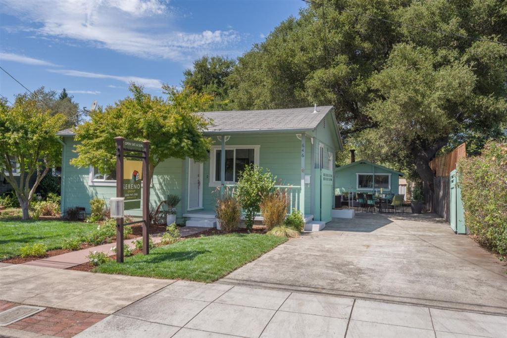 Photo for 646 Ehrhorn AVE, MOUNTAIN VIEW, CA 94041 (MLS # ML81766821)