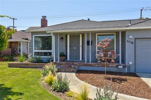 Photo of 2576 Forest Avenue, SAN JOSE, CA 95117 (MLS # ML81854822)