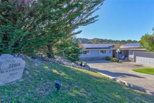 Photo of 22606 Black Mountain RD, SALINAS, CA 93908 (MLS # ML81793823)