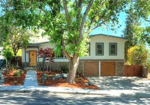 Photo of 1527 Altura Way, BELMONT, CA 94002 (MLS # ML81852824)
