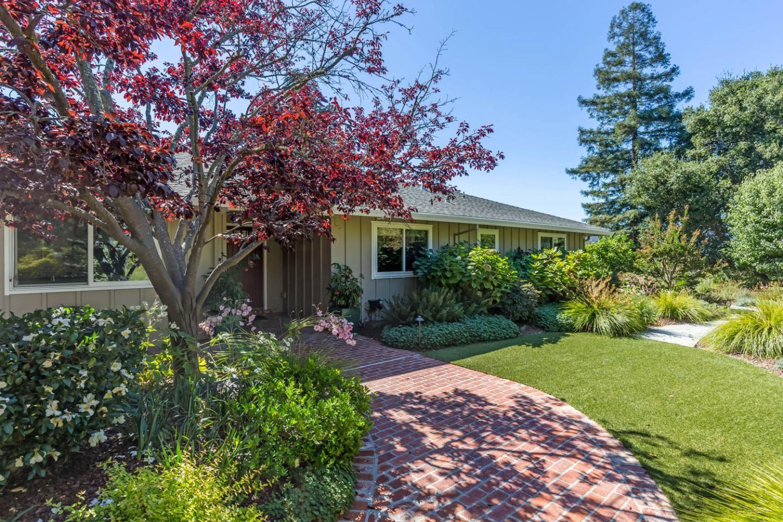 Photo for 12864 Viscaino Road, LOS ALTOS HILLS, CA 94022 (MLS # ML81865824)