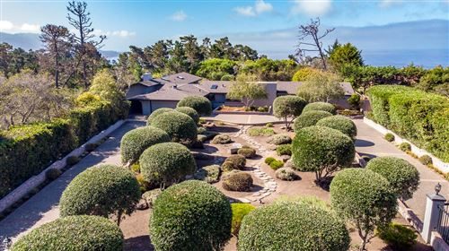 Photo of 1604 Viscaino RD, PEBBLE BEACH, CA 93953 (MLS # ML81772826)