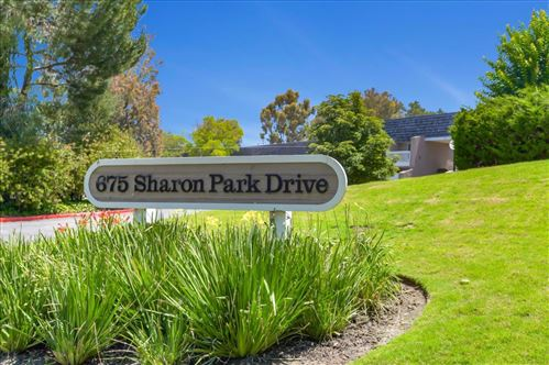 Photo of 675 Sharon Park DR 215 #215, MENLO PARK, CA 94025 (MLS # ML81799827)