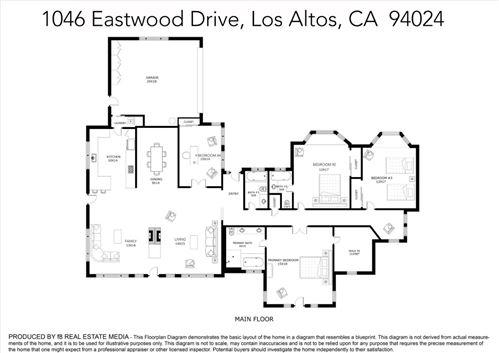 Tiny photo for 1046 Eastwood Drive, LOS ALTOS, CA 94024 (MLS # ML81859828)