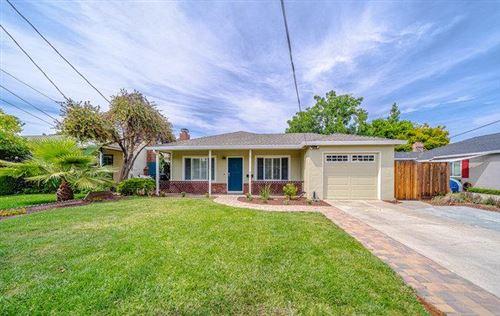 Photo of 621 East Mc Kinley Avenue, SUNNYVALE, CA 94086 (MLS # ML81849829)
