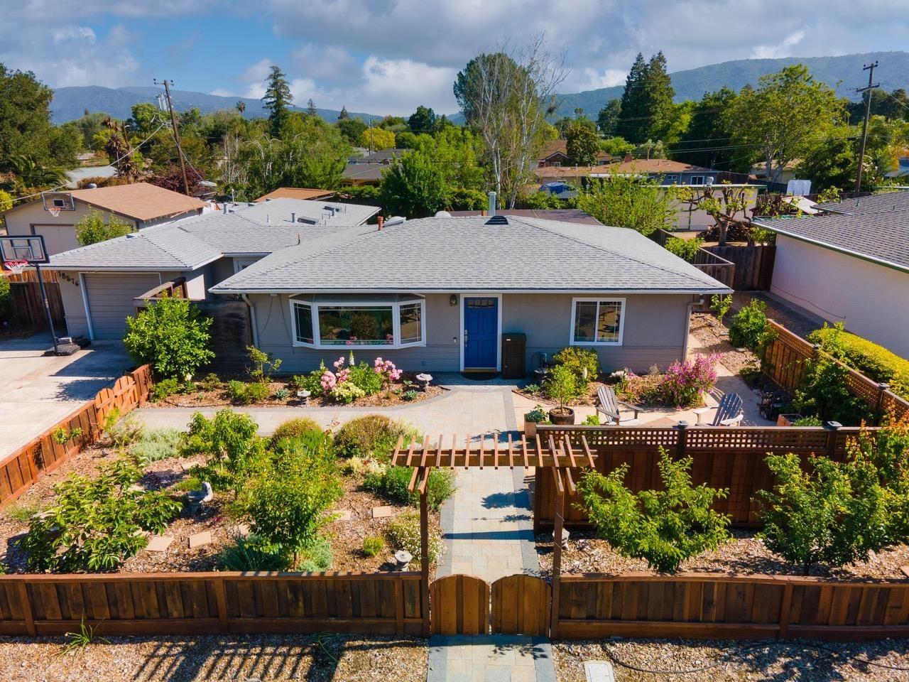 18576 Bucknall Road, Saratoga, CA 95070 - MLS#: ML81843829