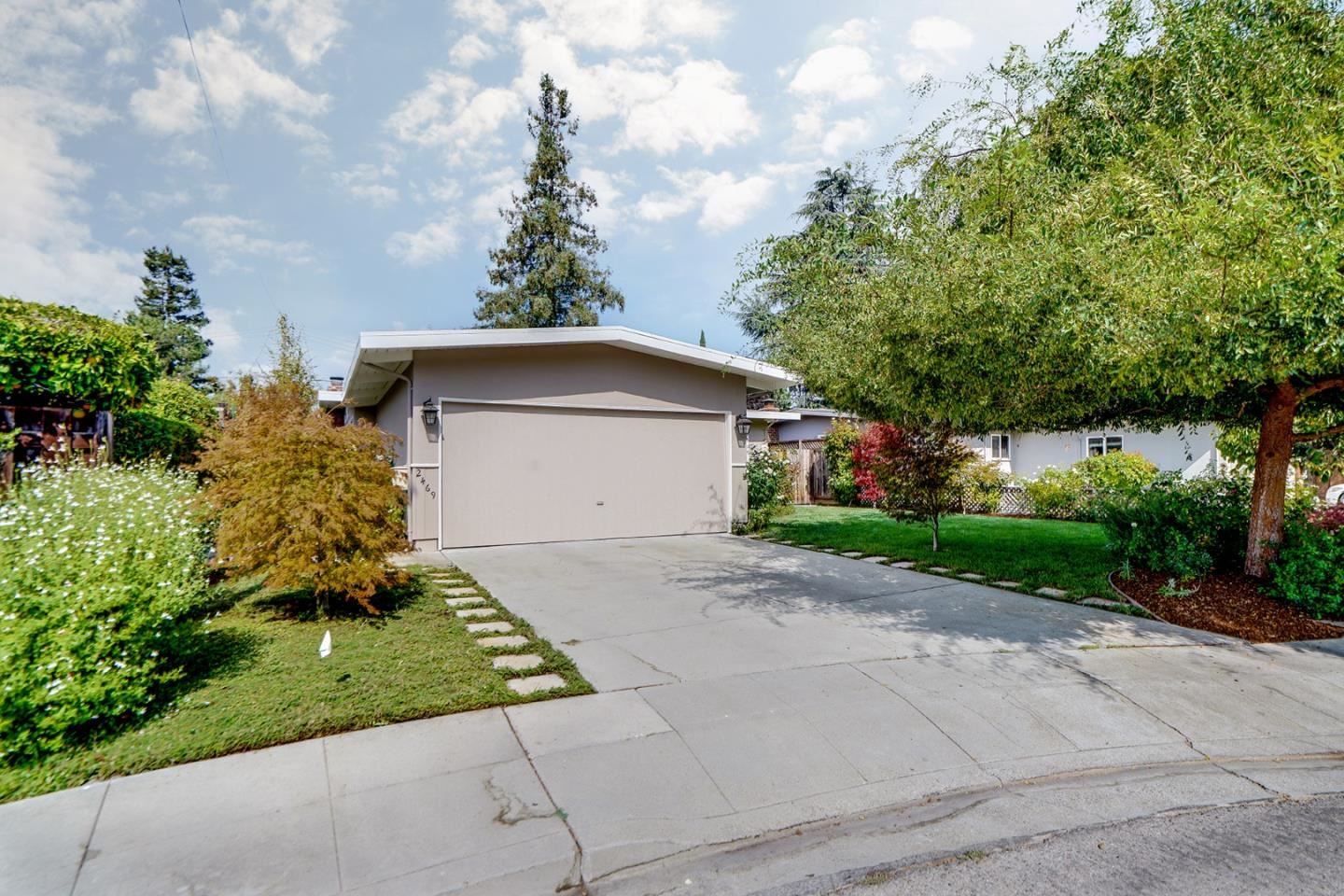 Photo for 2469 Marjorie Court, MOUNTAIN VIEW, CA 94043 (MLS # ML81865830)