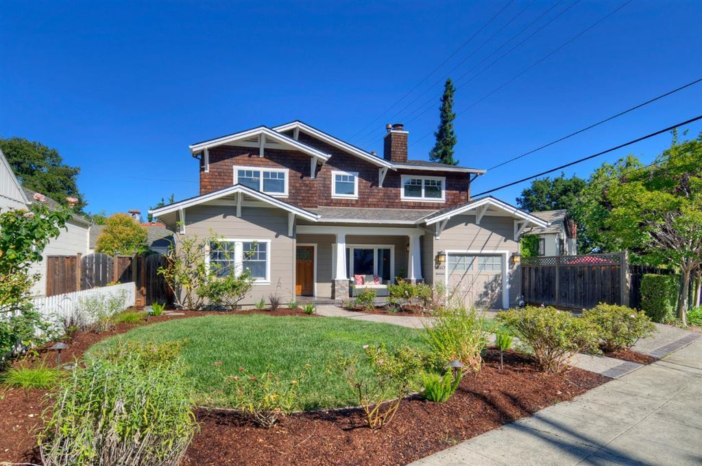 Photo for 1860 Arroyo AVE, SAN CARLOS, CA 94070 (MLS # ML81764834)