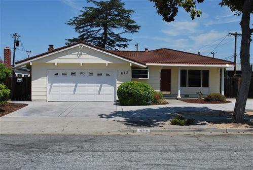 Photo of 633 Pima Drive, SAN JOSE, CA 95123 (MLS # ML81855839)