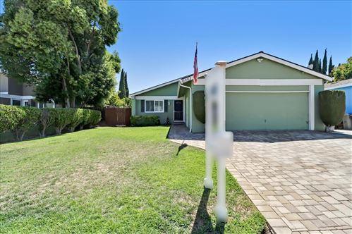 Photo of 6861 Aintree Drive, SAN JOSE, CA 95119 (MLS # ML81860839)
