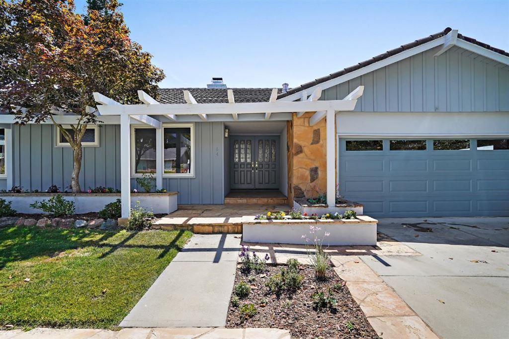 Photo for 64 Valley View CT, SAN MATEO, CA 94402 (MLS # ML81763840)