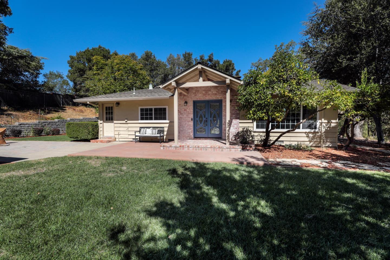 Photo for 25712 Elena Road, LOS ALTOS HILLS, CA 94022 (MLS # ML81863841)