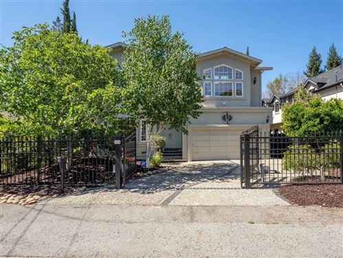 Photo of 554 Beresford Avenue, REDWOOD CITY, CA 94061 (MLS # ML81843844)