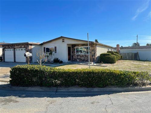 Photo of 483 Larson CT, MARINA, CA 93933 (MLS # ML81825845)