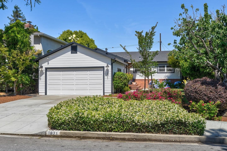 1871 Anamor Street, Redwood City, CA 94061 - #: ML81847848