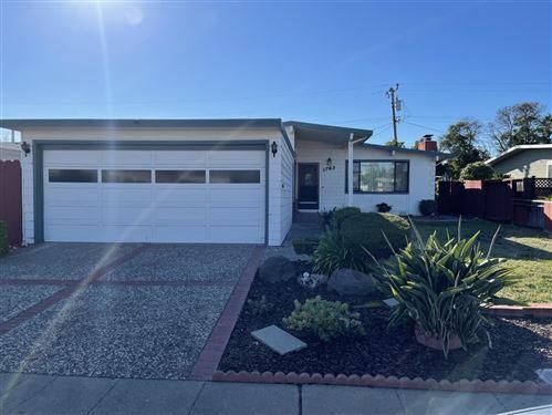 Photo of 1763 Van Buren Street, SAN MATEO, CA 94403 (MLS # ML81867849)